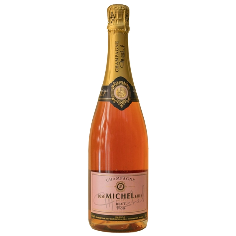 Champagne Brut Rosè Michel