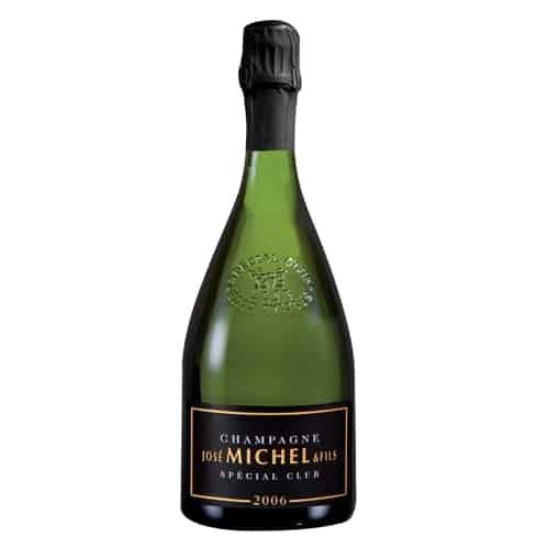 Champagne Millesimè Special Club 2012- Josè Michel et Fils