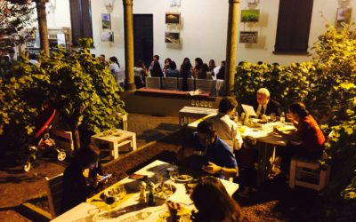 Maggio 2015: Wineoclock apre il Milano Wine Garden…un' epoca fa
