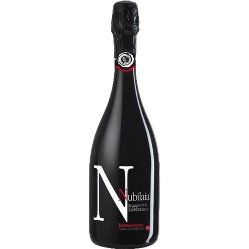 """Lambrusco Reggiano DOC Rosso Secco """"Nubilaia""""- Vini Lombardini"""
