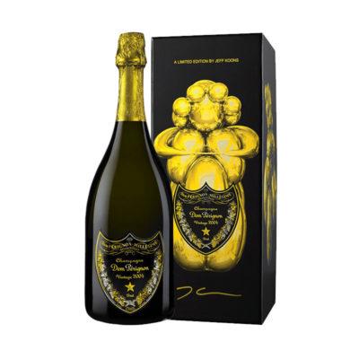 Dom Pérignon 2004 Koons