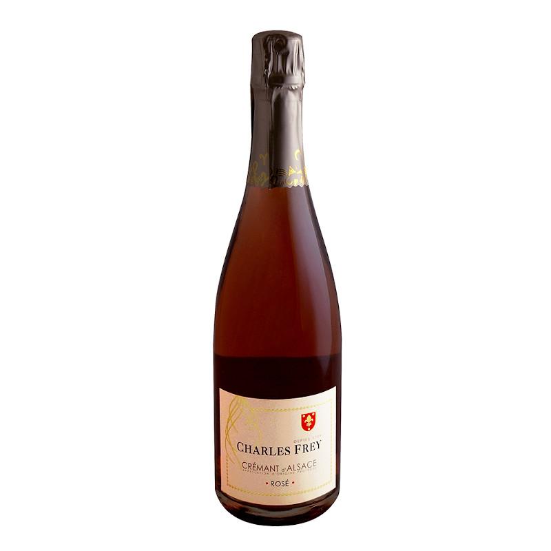 Crémant Alsace Rosè Frey